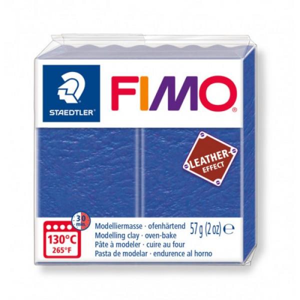 Полимерна глина Fimo Leather 57g