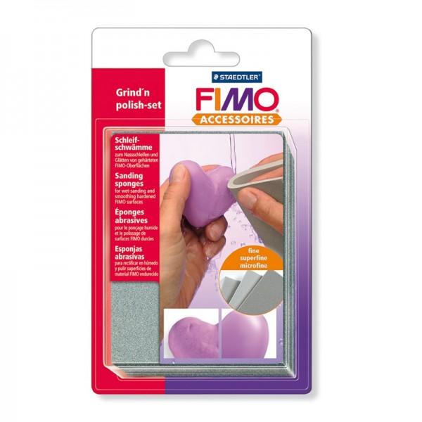 Fimo аксесоари - Комплект шкурки за полиране