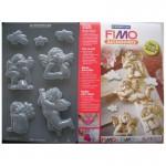 """Fimo аксесоари - Глинени формички, мотиви """"Ангели"""""""