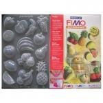 """Fimo аксесоари - Глинени формички, мотиви """"Плодове"""""""