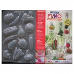 """Fimo аксесоари - Глинени формички, мотиви """"Зеленчуци"""""""
