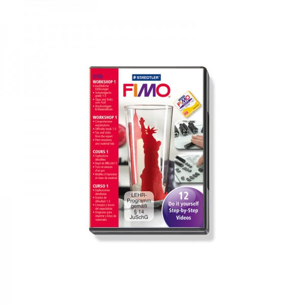 DVD Fimo Workshop 1