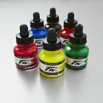 Daler Rowney акрилна боя с консистенция на туш 29.5 ml, FW Ink