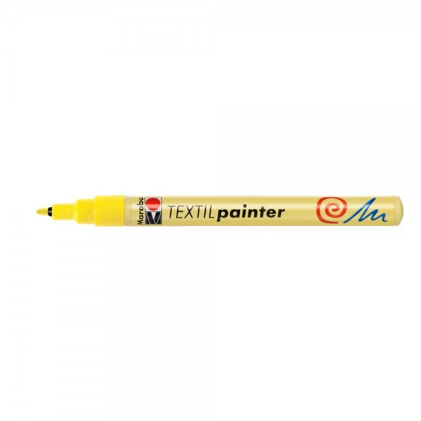 Marabu маркер за рисуване върху Текстил 1-2 mm