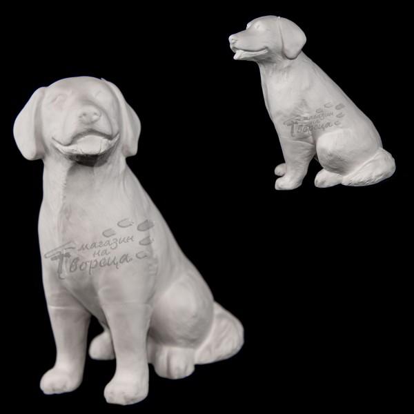 Керамична фигура - Лабрадор