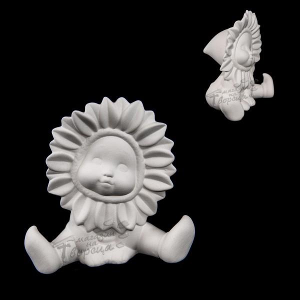 Керамична фигура - Момче слънце