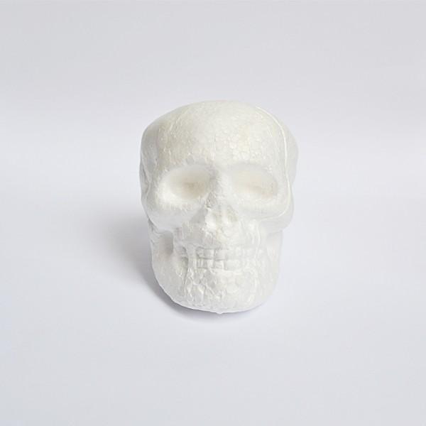 Твореца стирофом череп 70 mm, 1 бр