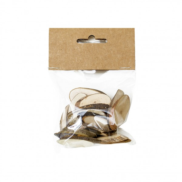 Natural шайба къдрава 30-50 mm, 50g