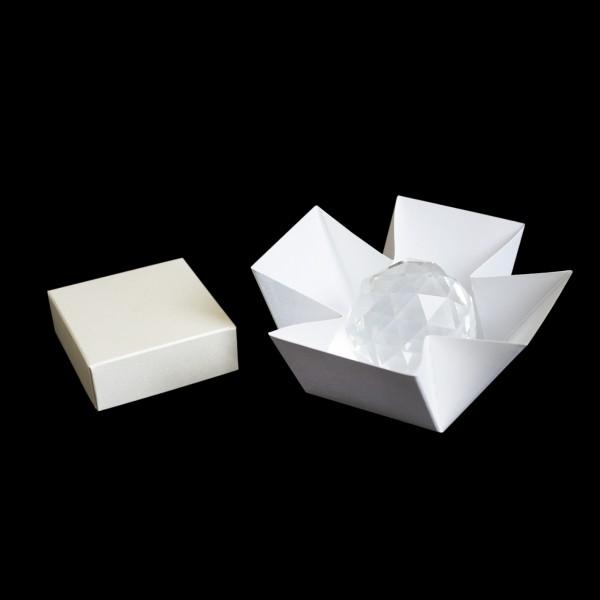 Кристал топка 40 mm в кутия