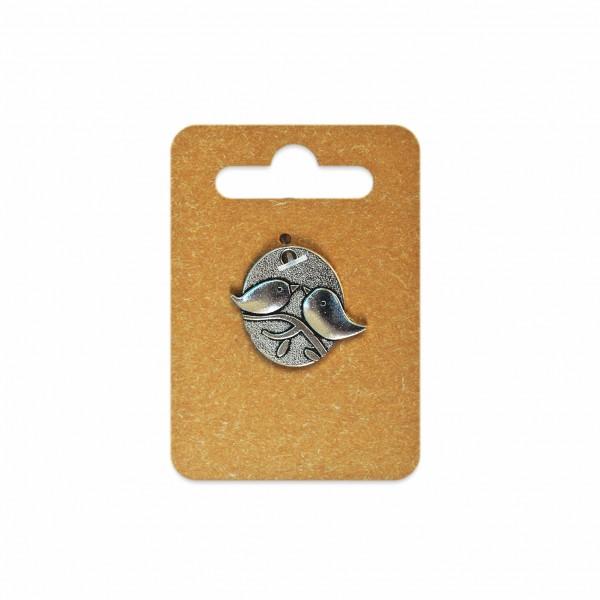 Be pretty висулка 7103 птици медальон 1 бр.