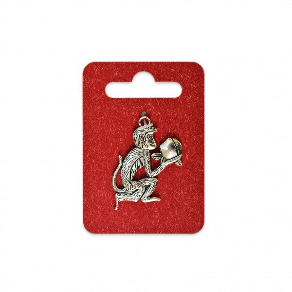 Be pretty висулка 7146 маймунка с орех 1 бр.
