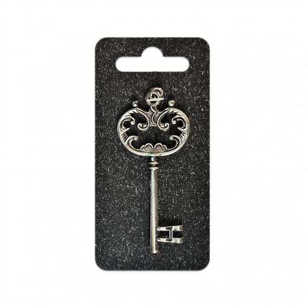 Be pretty висулка 7155 ключ бял 68 mm, 1 бр.