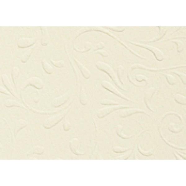 Heyda картон с релеф Embossed А4 220g, 5 листа - Roma 16-шампанско