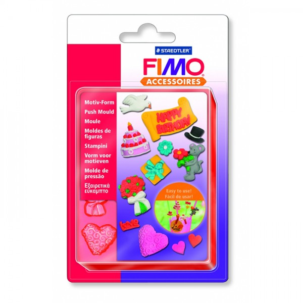 FIMO шаблон Partytime