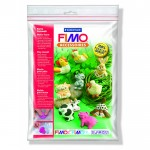 "Fimo аксесоари - Глинени формички, мотиви ""Животни във ферма"""