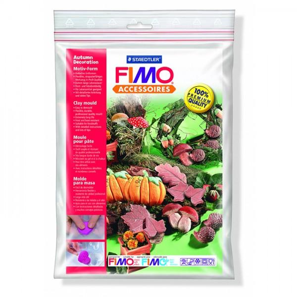 """Fimo аксесоари - Глинени формички, мотиви """"Есен"""""""