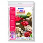 """Fimo аксесоари - Глинени формички, мотиви """"Рози"""""""