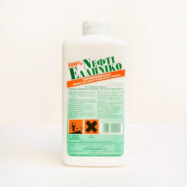 АК терпентин Nefti 1 литър