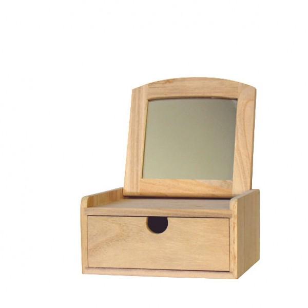 Chenfei 4270 шкафче с огледало 16*16*8 cm
