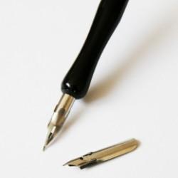 Перца, перодръжки и маркери