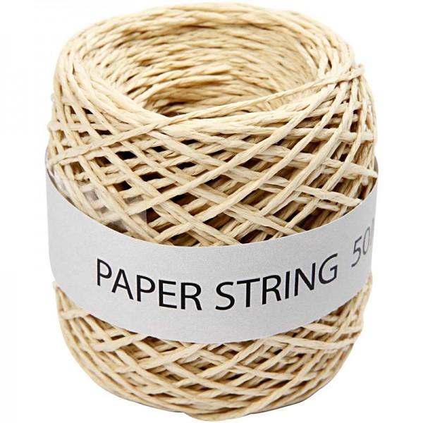 Creativ канап хартиен натурален, 50 m