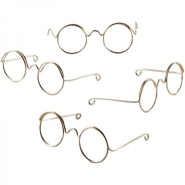 Creativ очила за кукли 50 mm, 2бр