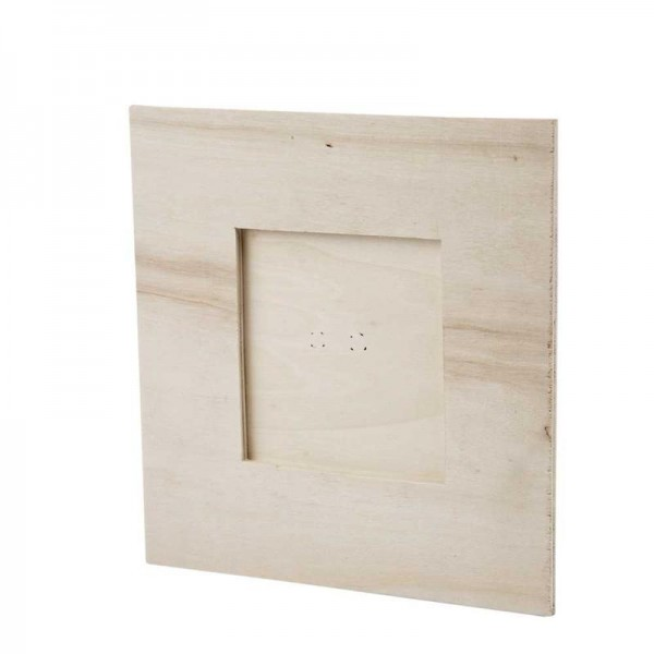 Creativ wood рамка 16*16 cm, отвор 8*8 cm 567970
