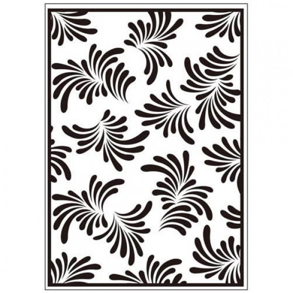 Папка за релеф - 10.5x15cm - Petals