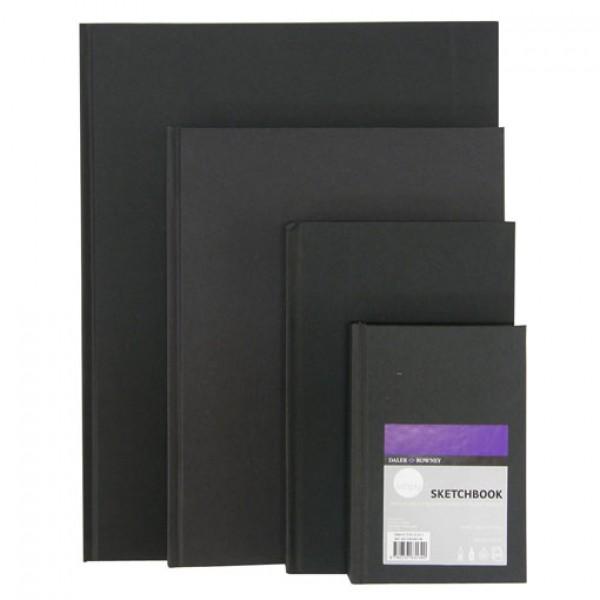 Daler Rowney скицник Simply 21*28 cm Sketchbook шит