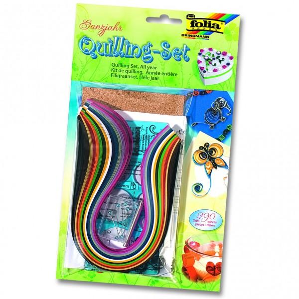 Folia комплект Quilling 12819