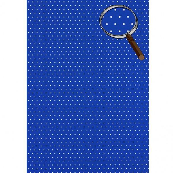 Heyda картон Happy Papers A4 05-точки тъмно син