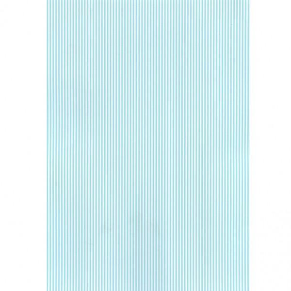 Heyda картон Happy Papers A4 34-райе св. син