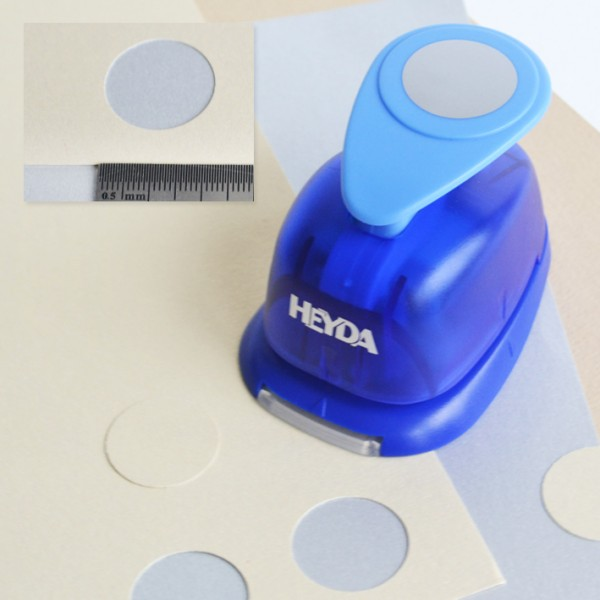 Heyda перфоратор L 20-кръг 18 мм