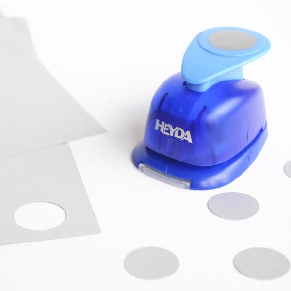 Heyda перфоратор L 21-кръг 22 мм