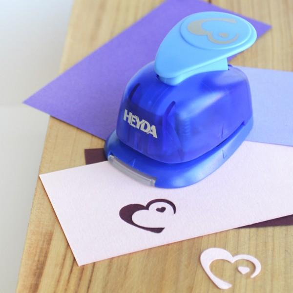 Heyda перфоратор L 704-сърце