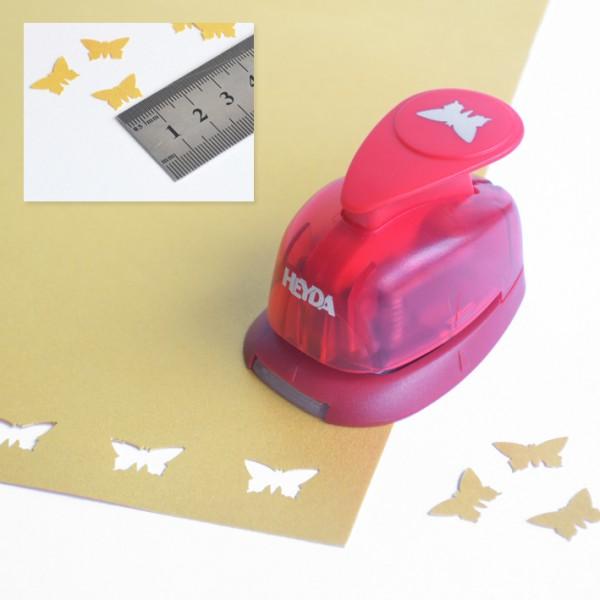 Heyda перфоратор S 43-пеперуда с остри крилца
