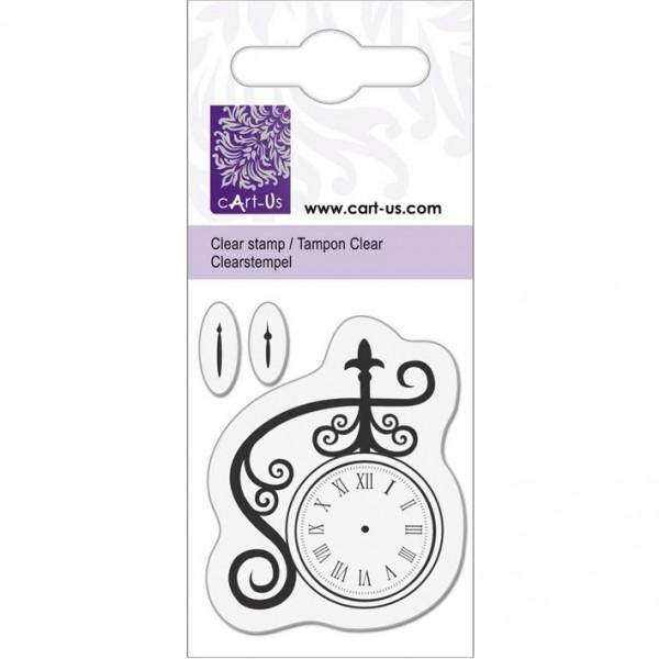 KPC печат силиконов 2061, часовник стенен, 5х6 cm