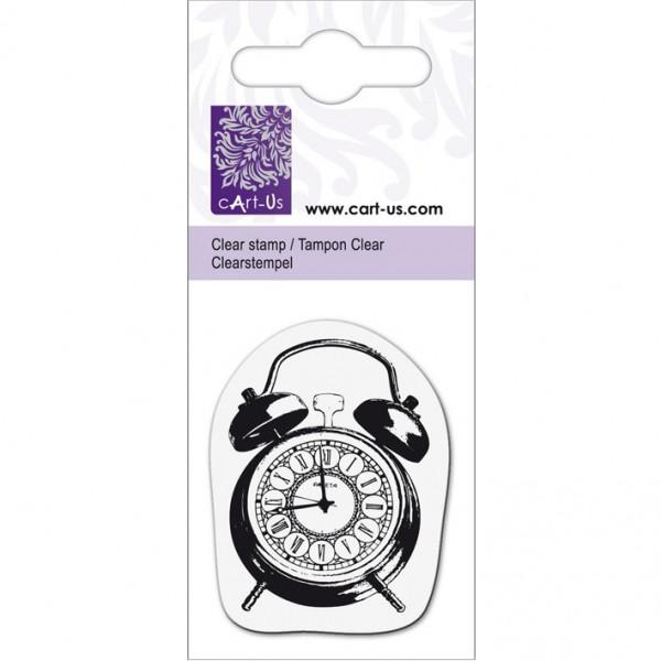 KPC печат силиконов 2068, будилник, 5х6 cm