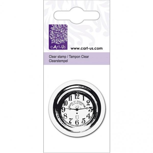 KPC печат силиконов 2069, часовник, 5х6 cm