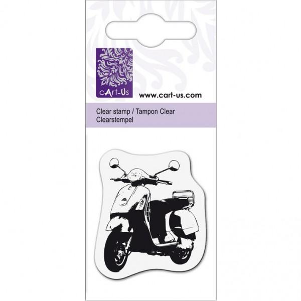KPC печат силиконов 2071, скутер, 5х6 cm