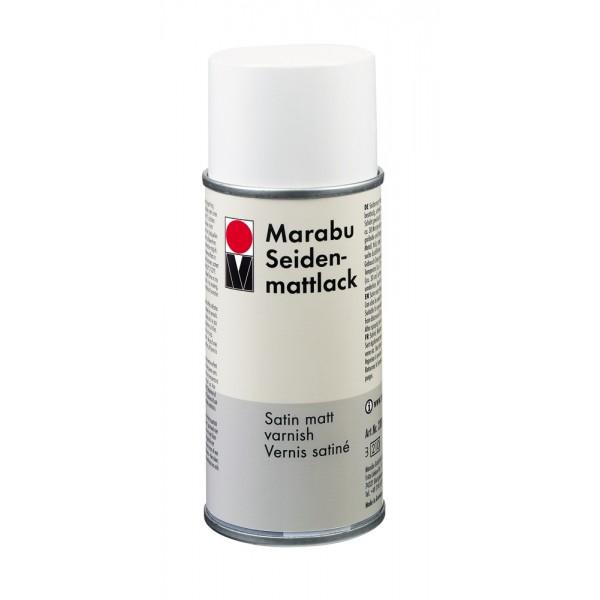 Marabu лак 400 ml САТЕНЛАК аерозол