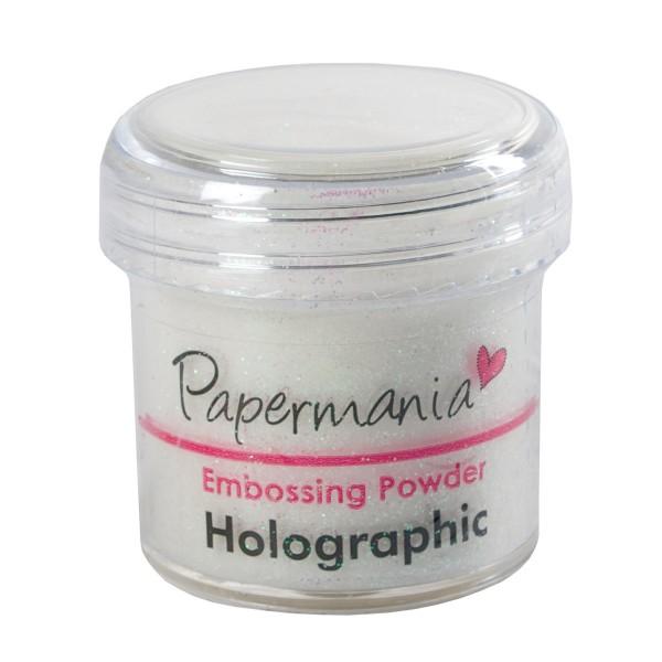 Papermania - Ембосинг пудра - Holographic