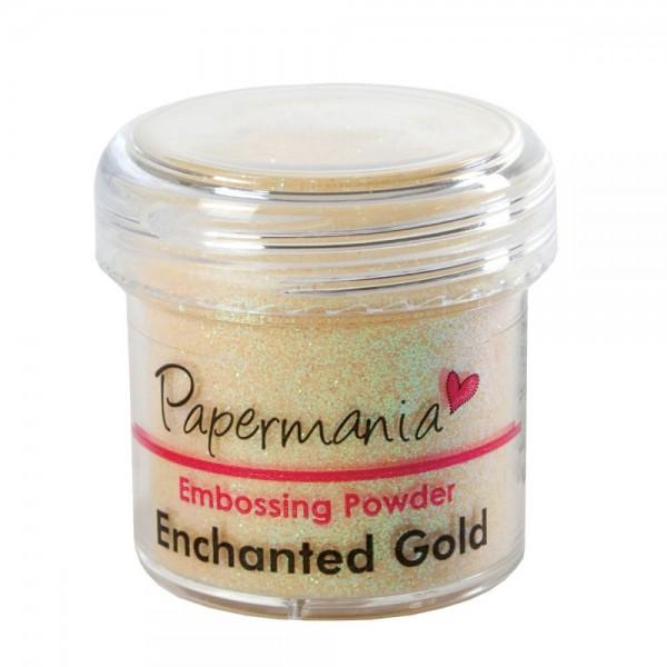 Papermania - Ембосинг пудра - Enchanted Gold