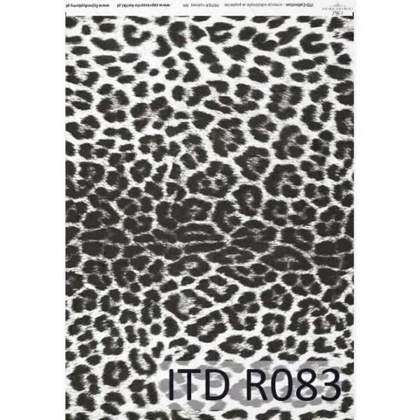 Оризова хартия за декупаж - A4 25gr - ITD Collection R083