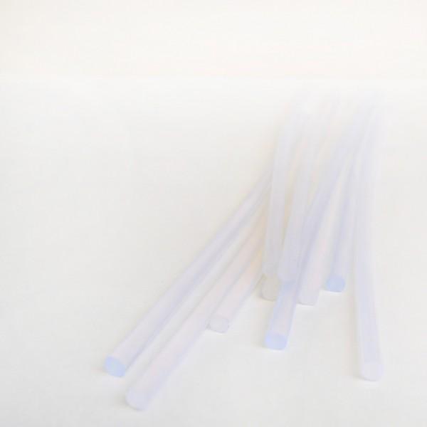 Силиконова пръчка 7 mm,  дължина 20 cm - 1 брой