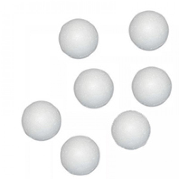 Стирофом топка 50 mm, 25бр.