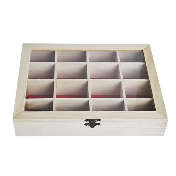 Chenfei 10623 кутия 16 разделения, 27*21*5 cm