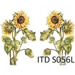 Декупажна хартия A3 Classic - ITD Collection