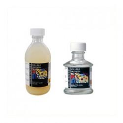 Лакове и добавки за акрилни бои