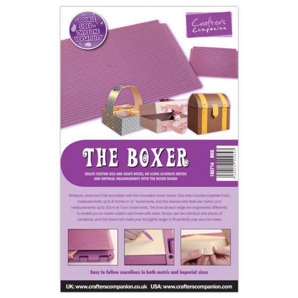 THE BOXER – Инструмент за изработка на кутии